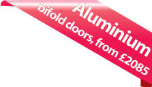 cheap aluminium folding doors
