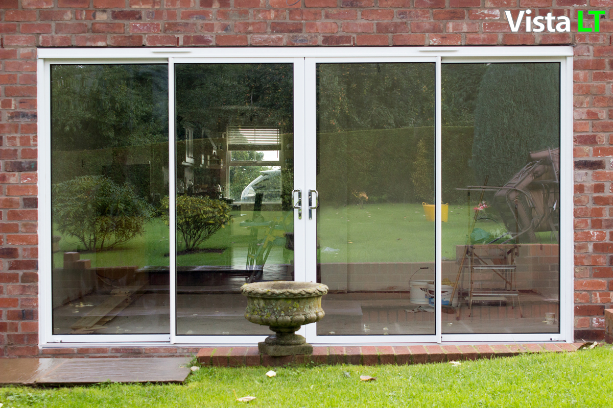 Aluminium bi fold door images for Aluminium patio doors