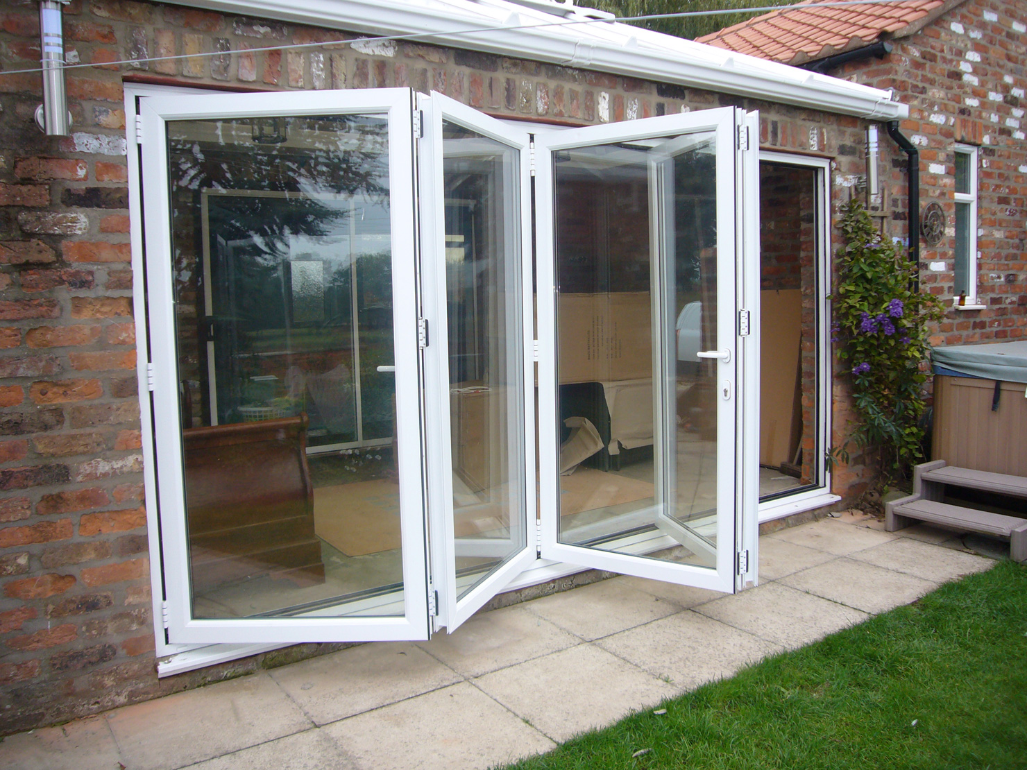 Pvc Bi Fold Plus Door Images