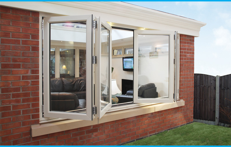Bi Fold Window From Linear Bifold Plus Profile