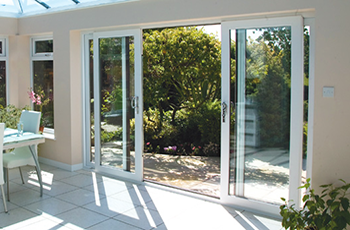 16ft Ft White Upvc Pvc Sliding Patio Doors