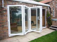 gallery images of four pane sliding folding bi fold plus doors