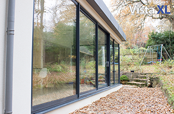 six pane aluminium sliding patio doors in smarts visoglide