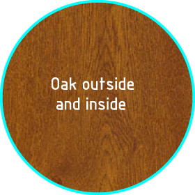 oak upvc colour for bifold folding doors