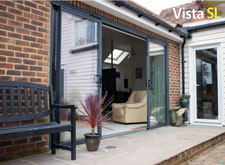 smarts aluminium sliding  patio doors