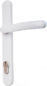 white handle for bifold plus door