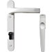 white pendulum smarts plus aluminium folding door handle
